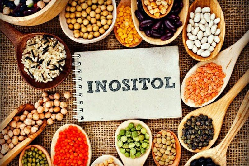 Inositol blood pressure anxiety